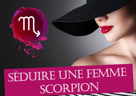 drager femme scorpion